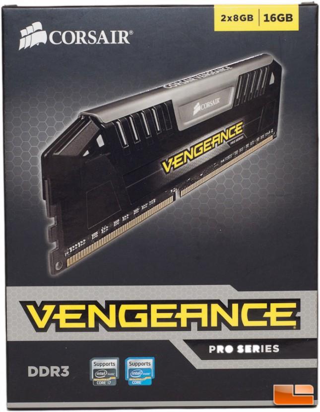 Corsair Vengeance Pro Box Front