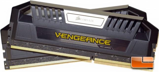 Corsair Vengeance Pro 1866MHz DRAM