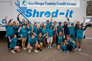 New 24 hour world record for paper shredding set – 165,000 pounds