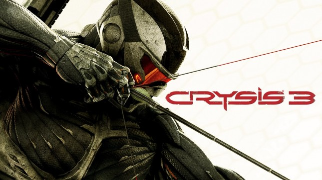 EA Shows Off Crysis 3 Gameplay Trailer