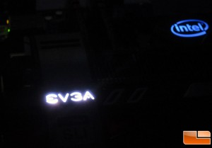 EVGA Pro SLI Bridge LED
