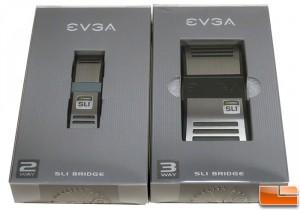 EVGA Pro NVIDIA SLI Bridges