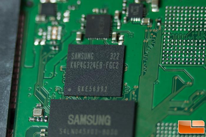 Samsung 840 EVO Cache