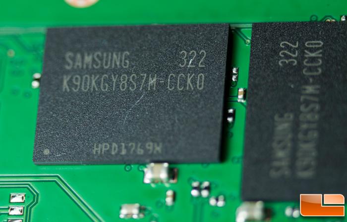 Samsung 840 EVO NAND