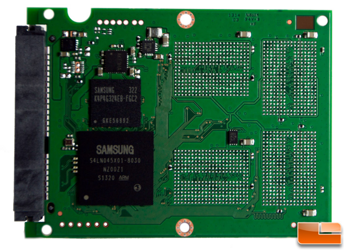 Samsung 840 EVO PCB