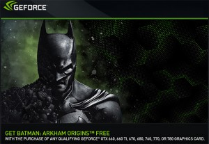 geforce batman