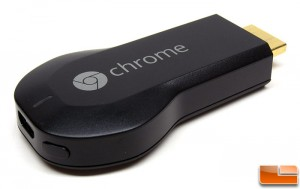 Google Chromecast USB Port