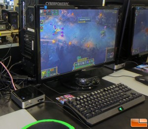 Intel NUC Gaming with Haswell