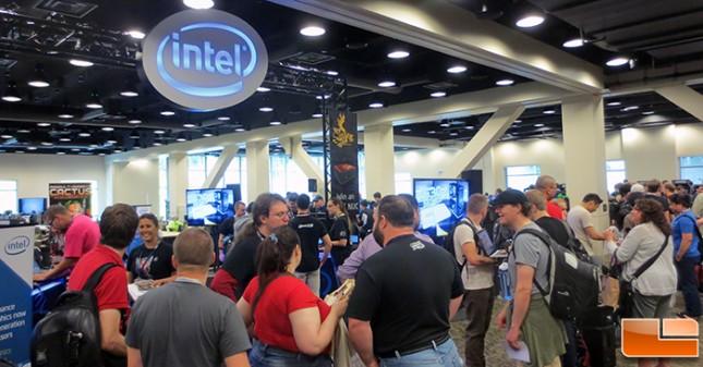 Intel BYOC at PAX 2013