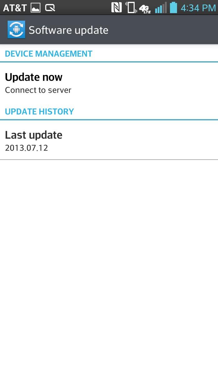 Lg Optimus G Pro Screen Shots Howto Remove