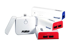 Patriot FUEL+ Mobile Rechargeable Battery