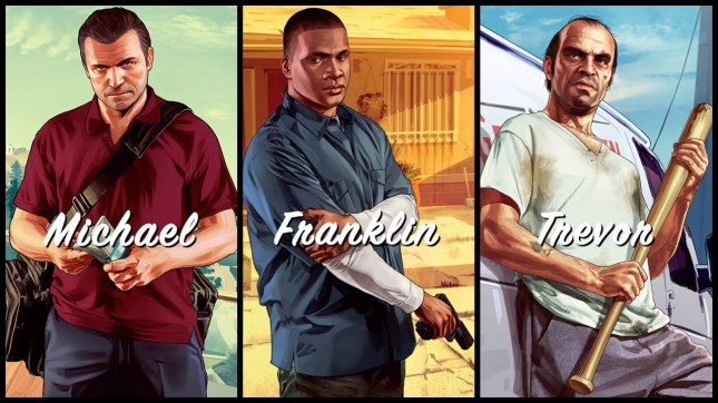 Rockstar Releases New GTA V Game Trailer