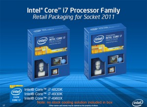 Intel Ivy Bridge-E Press Deck