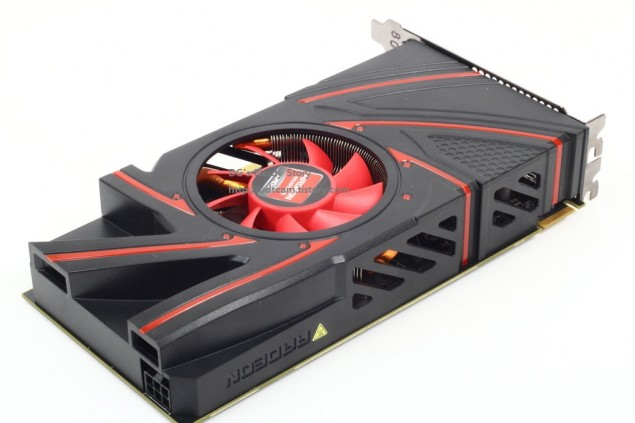 AMD R7 260 Curacao Pro Video Card
