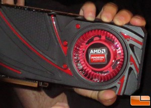 AMD Radeon R9 290X Video Card Fan