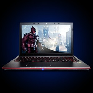 FANGbook EVO HX6 Gaming Laptop