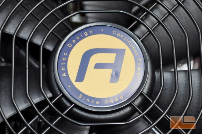 Antec Logo Fan Guard