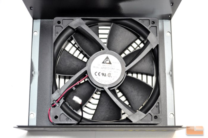 The cooling fan