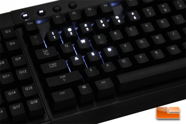 Corsair Vengeance K95 Mechanical Gaming Keyboard