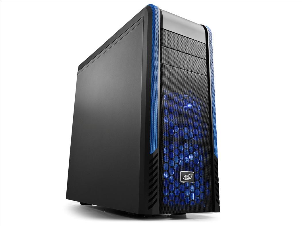 Deepcool Presents Pangu Mid Tower Computer Case