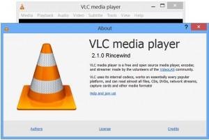 VLC-Ricewind