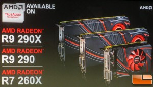 AMD Radeon TrueAudio Cards