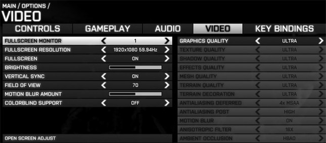 HD7870 Battlefield 3 Configuration