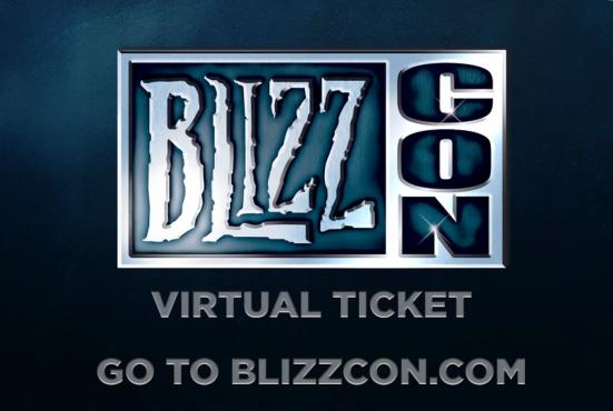 Blizzcon Tickets