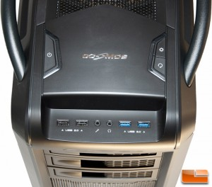 Cooler Master Cosmos SE I/O Panel