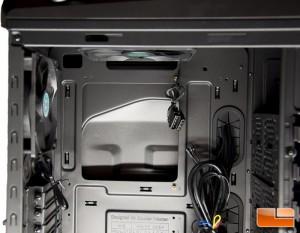 Cooler Master Cosmos SE CPU Cutout
