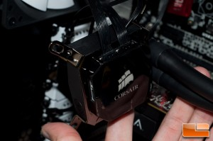 Corsair H100i Water Block