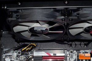 Corsair H100i Installed