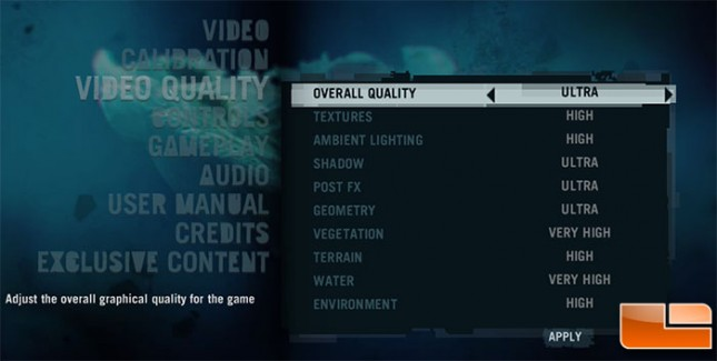 Gigabyte HD7870 FarCry 3 Video Quality