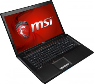 MSI GP70 Gaming Laptop