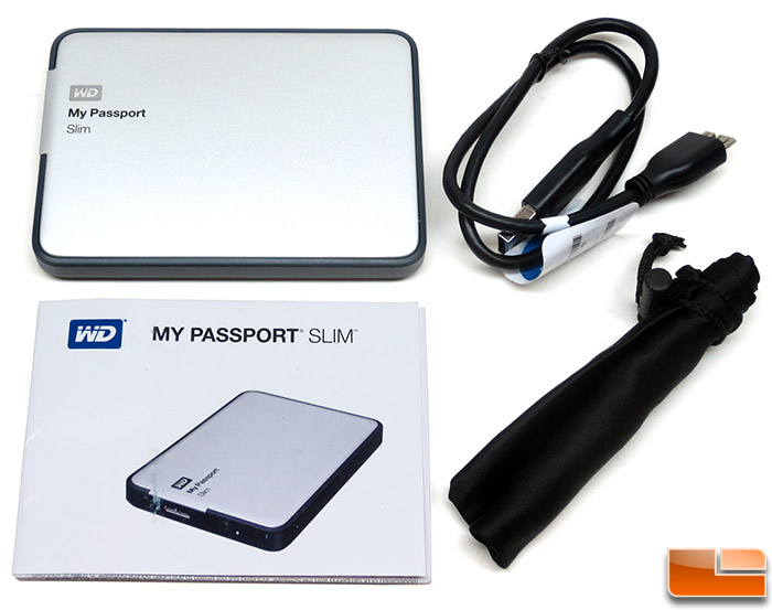 Wd My Passport 0740 Usb Device Is Disabled