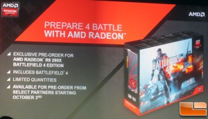 AMD Radeon R9 290X Battlefield 4 Edition