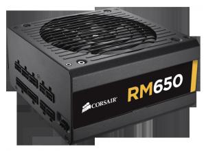 Corsair rm650 PSU