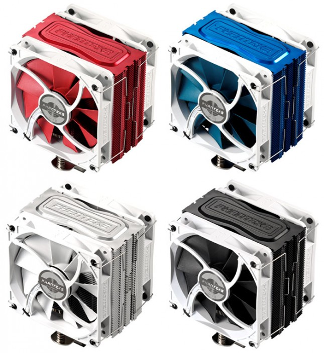 PH-TC12DX CPU Coolers