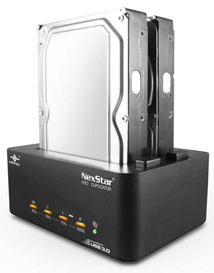 Vantec NexStar HDD Duplicator Corner