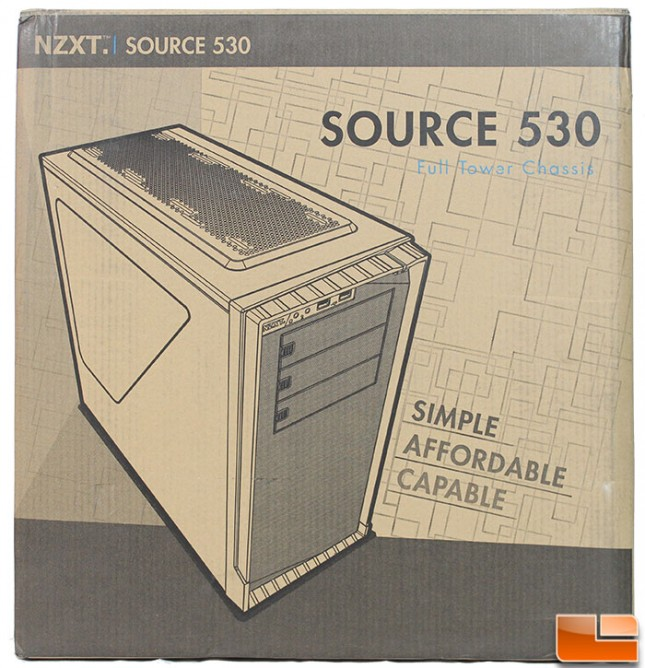 Source 530 Box Front