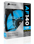 Air Series AF140 LED Blue Quiet Edition