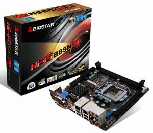 Biostar Hi-Fi B85N 3D Motherboard