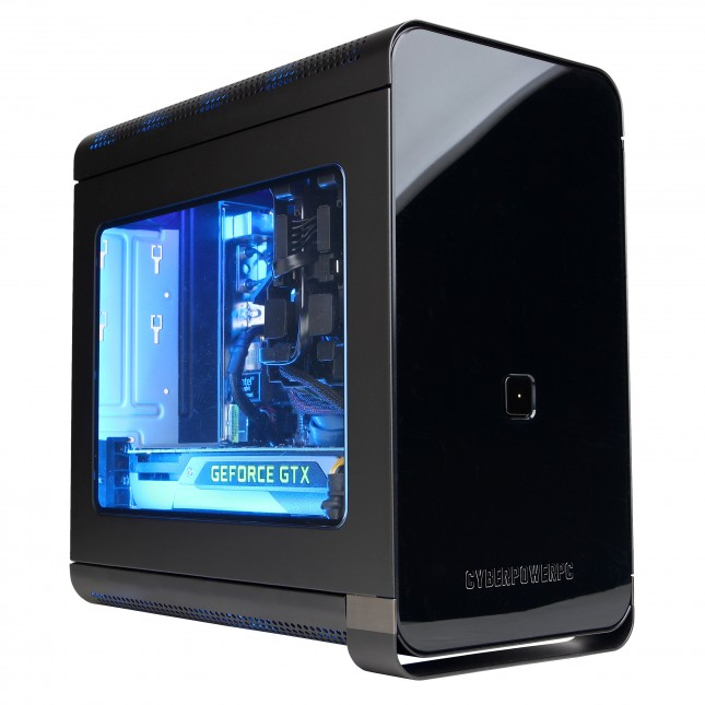 CYBERPOWERPC Hadron AIR Gaming PC