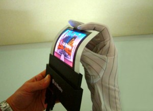 LG 4-inch Flexible a-Si AMOLED