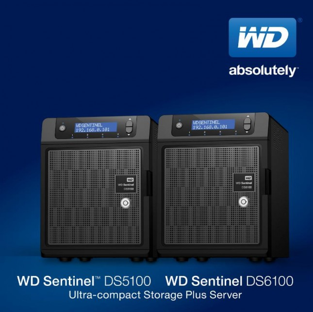 WD STORAGE PLUS SERVER