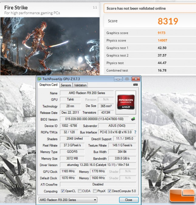 AMD Radeon R9 280X Video Card Review w/ ASUS, XFX and MSI