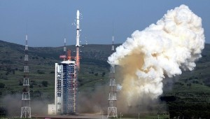 China Launches 3 Research Satellites