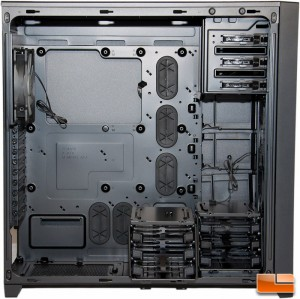 Corsair Obsidian 750D HDD Cage Removal