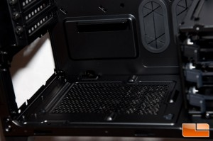 Corsair Obsidian 750D PSU Location