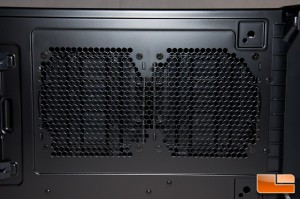 Corsair Obsidian 750D Bottom HDD Tray Removal